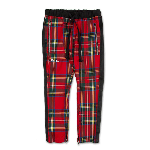 Elliott Plaid Trackpant