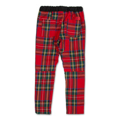 Elliott Plaid Trackpant - Haus of JR
