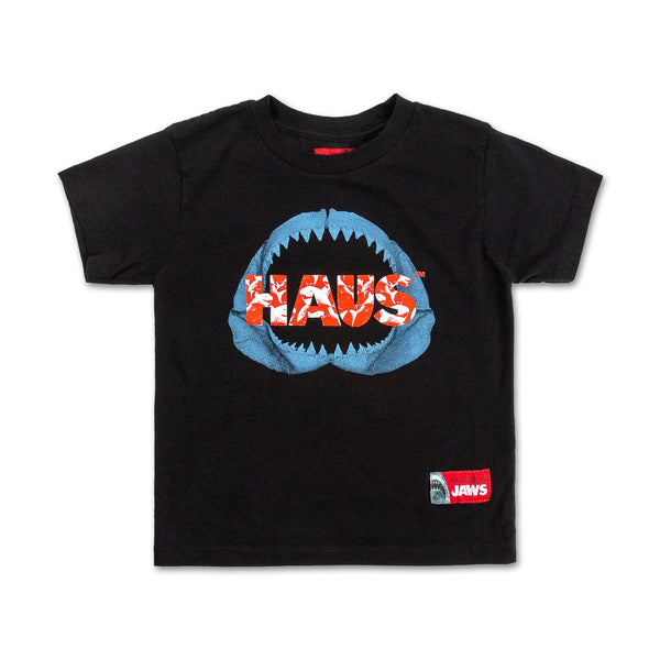 Jaws Shark Bite Tee - Haus of JR
