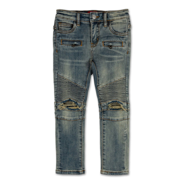Jayden Biker Denim