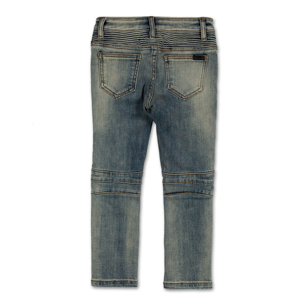 Jayden Biker Denim - Haus of JR