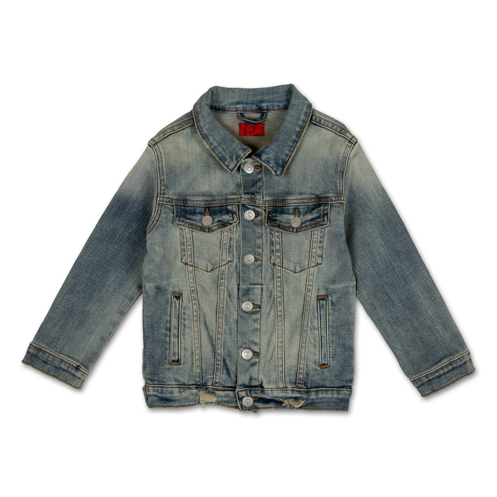 Jayden Denim Jacket - Haus of JR