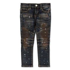 Sebastian Biker Denim - Haus of JR