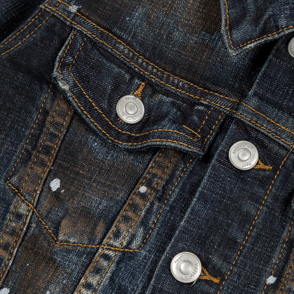Sebastian Denim Jacket - Haus of JR