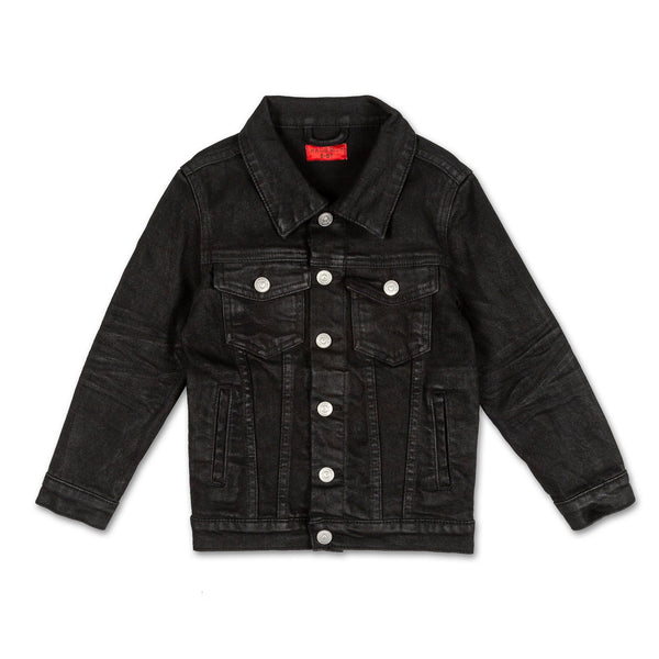 Frankie Waxed Denim Jacket