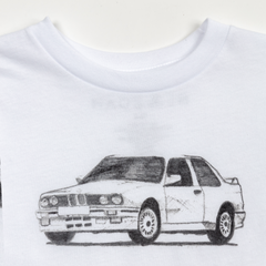 Retro Ronny Race Tee - Haus of JR