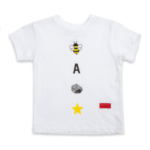 Bee A Rockstar Tee - Haus of JR