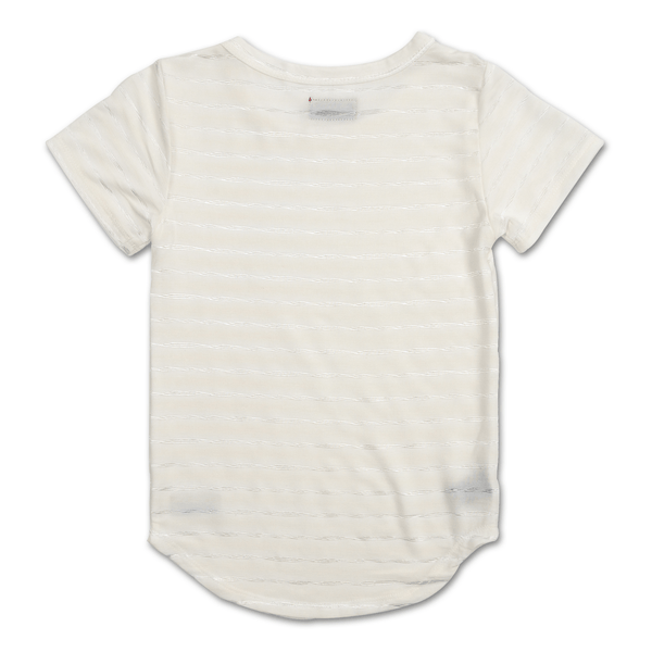 Tritan Scallop Tee - Haus of JR
