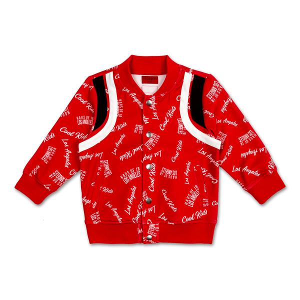 Levi Letters Jacket - Haus of JR
