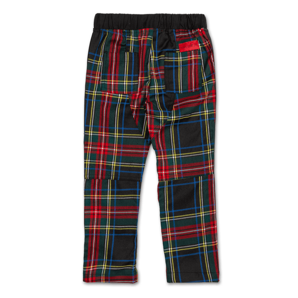 Plaid Track Pant - Haus of JR