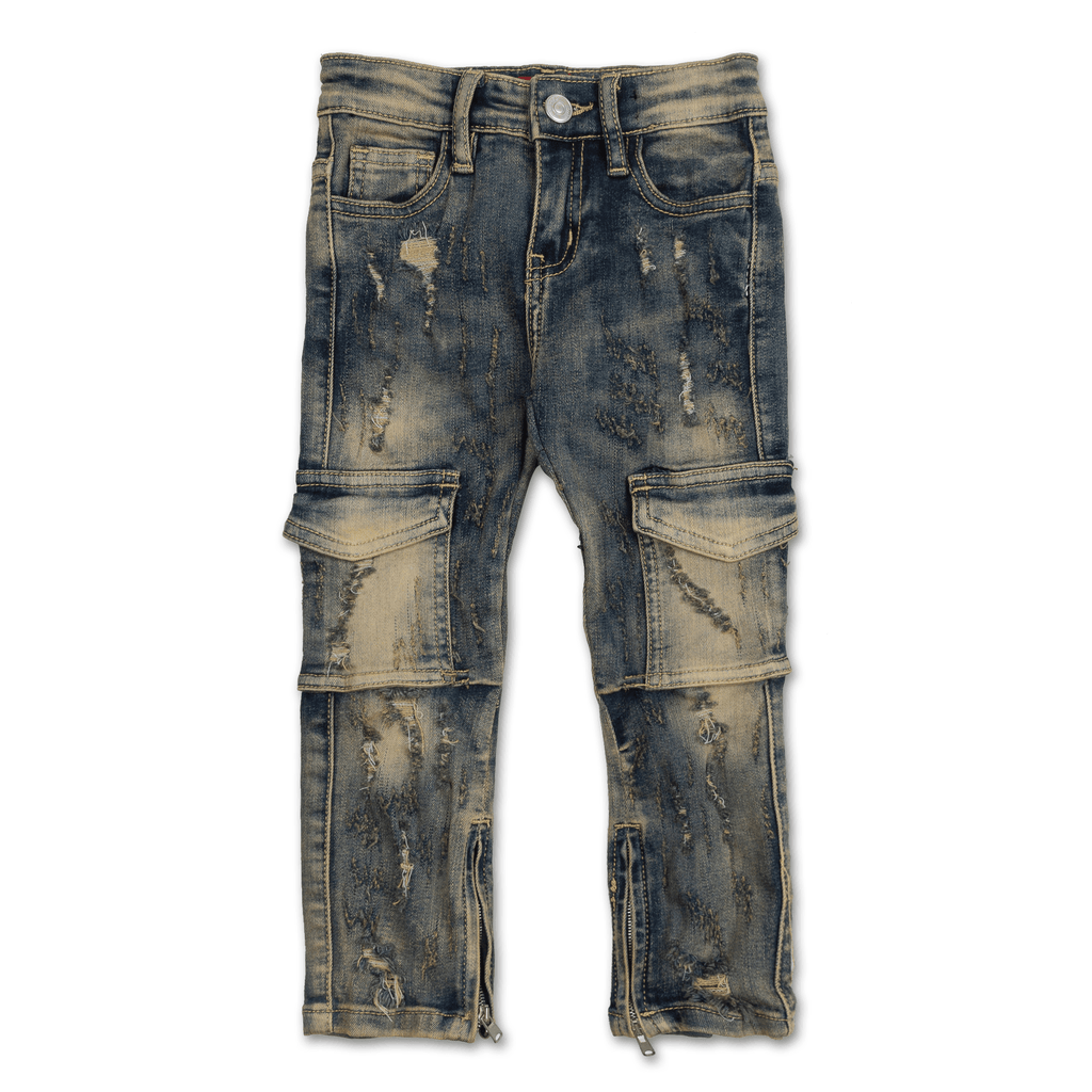 Ryan Cargo Denim - Haus of JR