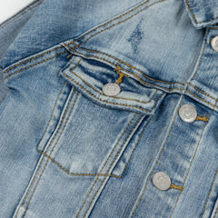 Carson Denim Jacket - Haus of JR