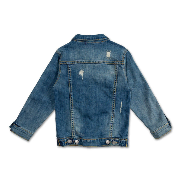 Prickly RNR Denim Jacket - Haus of JR