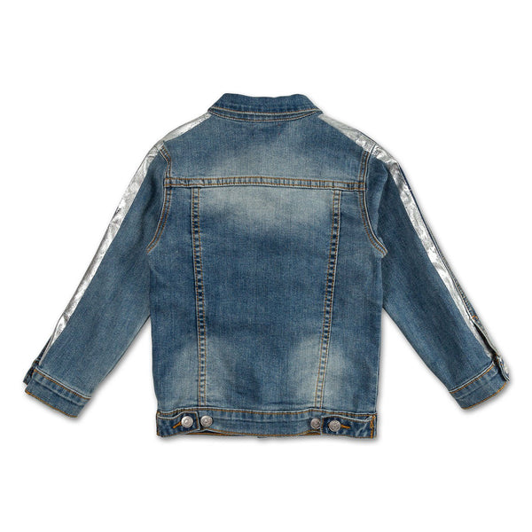 Grotkey Denim Jacket - Haus of JR