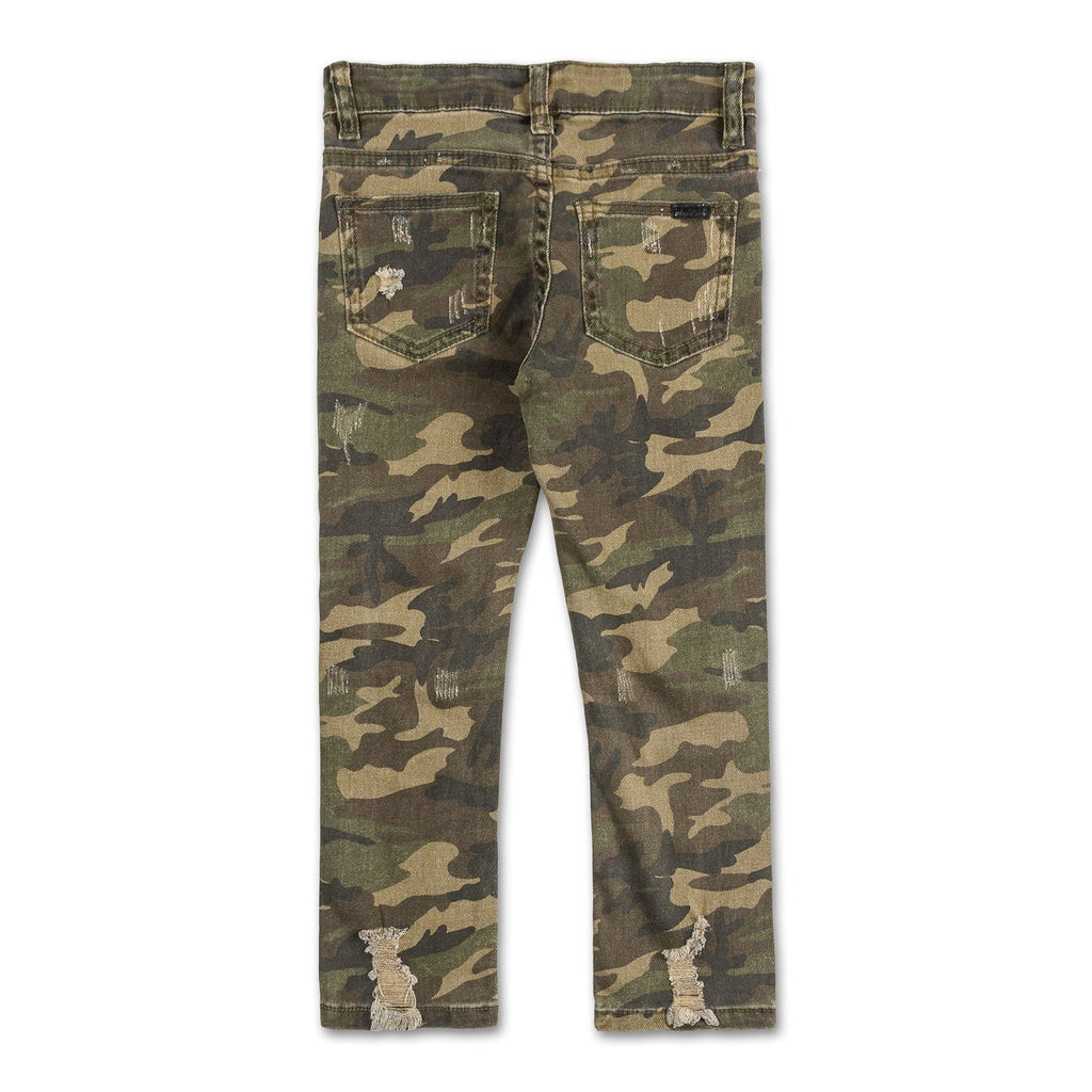 Bob Camo Denim - Haus of JR