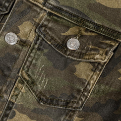 Bob Camo Denim Jacket - Haus of JR