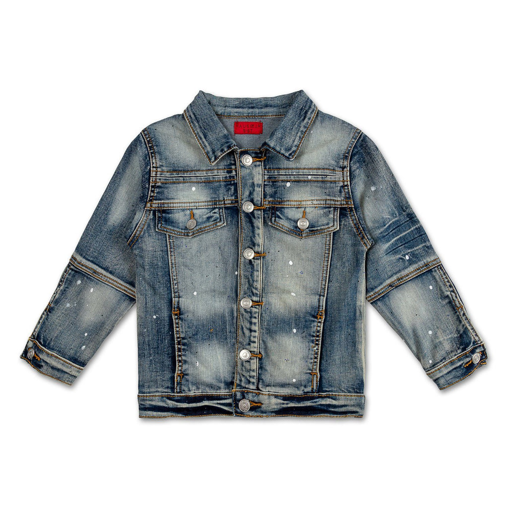 Spinelli Denim Jacket - Haus of JR