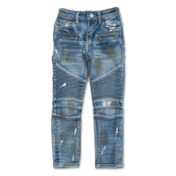 Sawyer Biker Denim