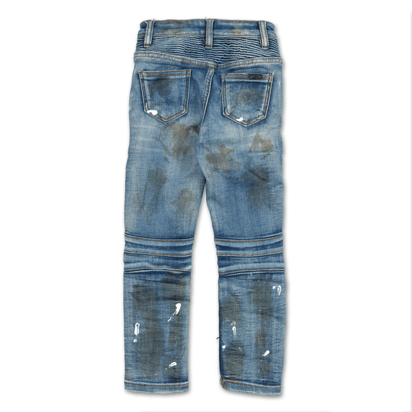 Sawyer Biker Denim - Haus of JR
