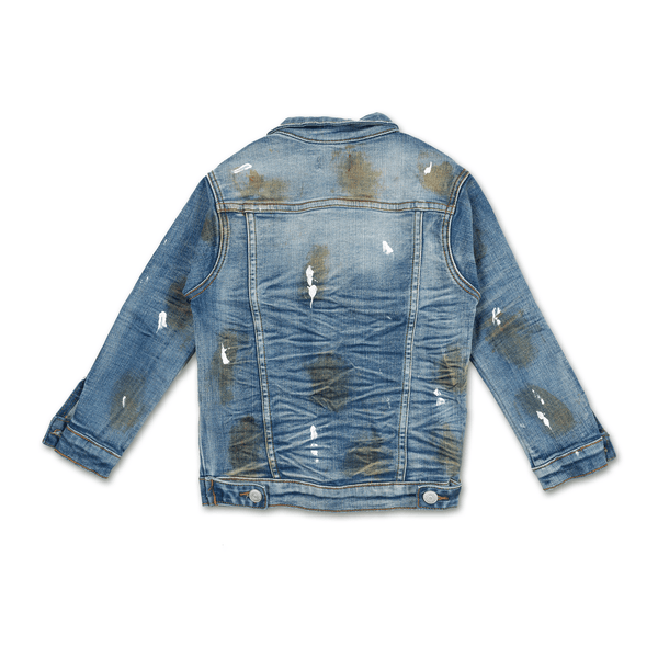 Sawyer Denim Jacket - Haus of JR