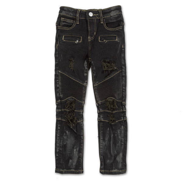 Avery Biker Denim
