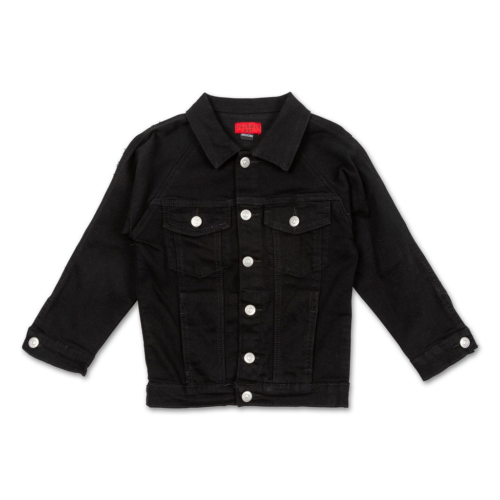 Clayton Denim Jacket - Haus of JR