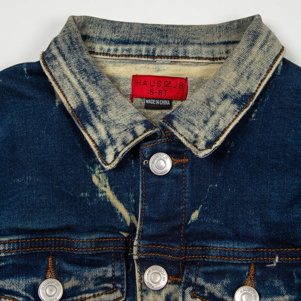 Ethan Denim Jacket - Haus of JR