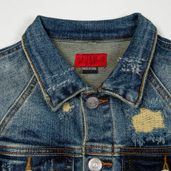 Logan Denim Jacket - Haus of JR