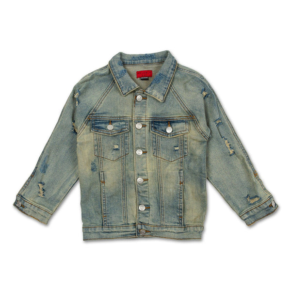 James Denim Jacket Outerwear Haus of JR