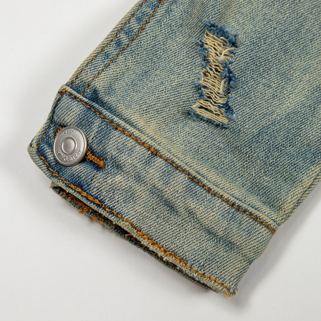 James Denim Jacket - Haus of JR