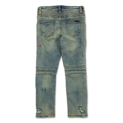 James Biker Denim - Haus of JR