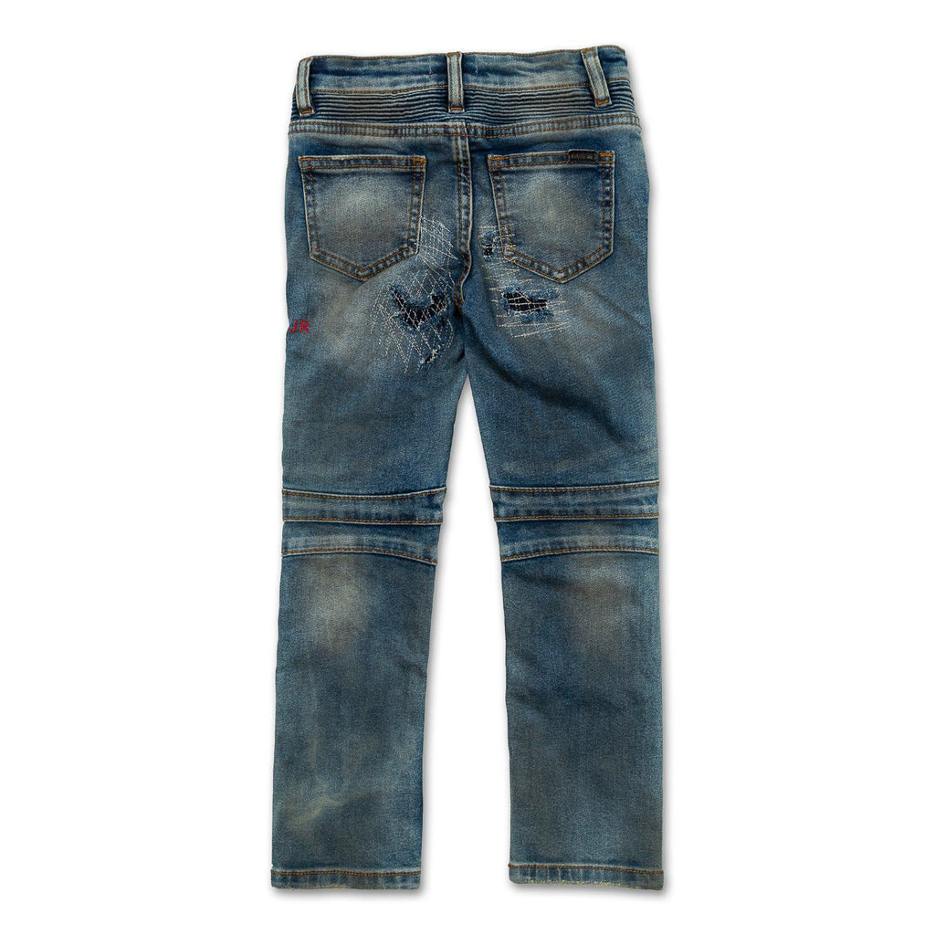 Lucas Biker Denim - Haus of JR