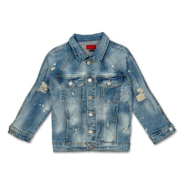 Alexander Denim Jacket Outerwear Haus of JR