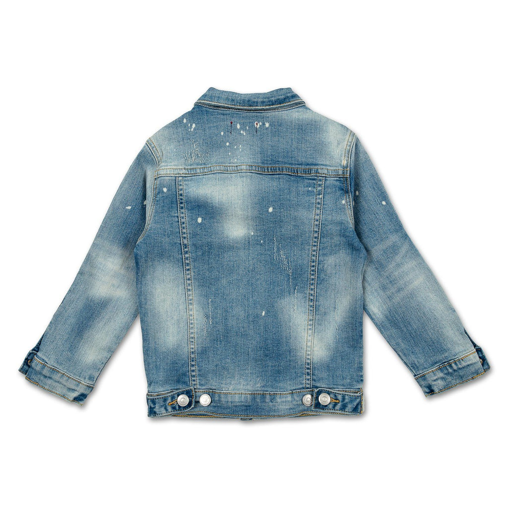 Alexander Denim Jacket - Haus of JR