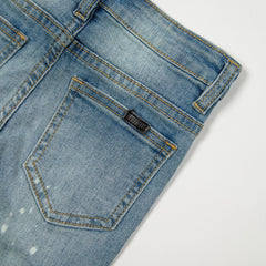 Alexander Biker Denim Bottoms Haus of JR