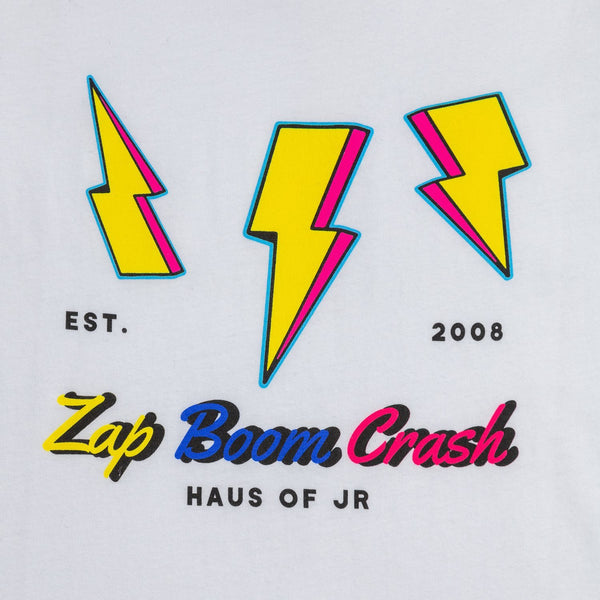 Zap Boom Crash Tee - Haus of JR