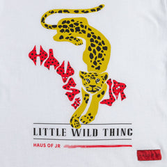 Wild Jaguar Tee - Haus of JR