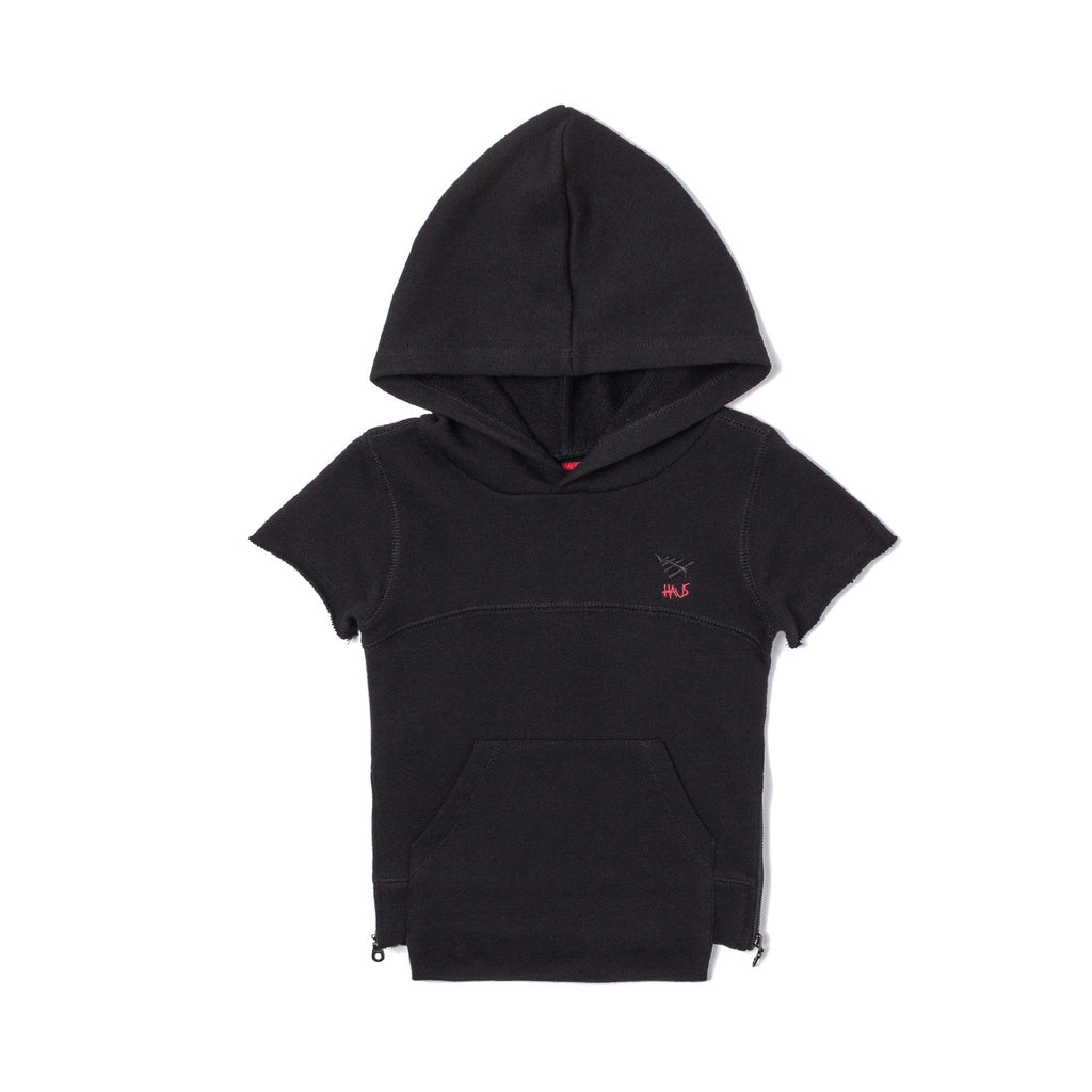 Roc Nation x Haus Of JR Jordyn Tech Hoodie (Black) - Haus of JR