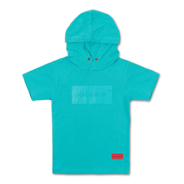 Jordan S/S (Aqua) - Haus of JR