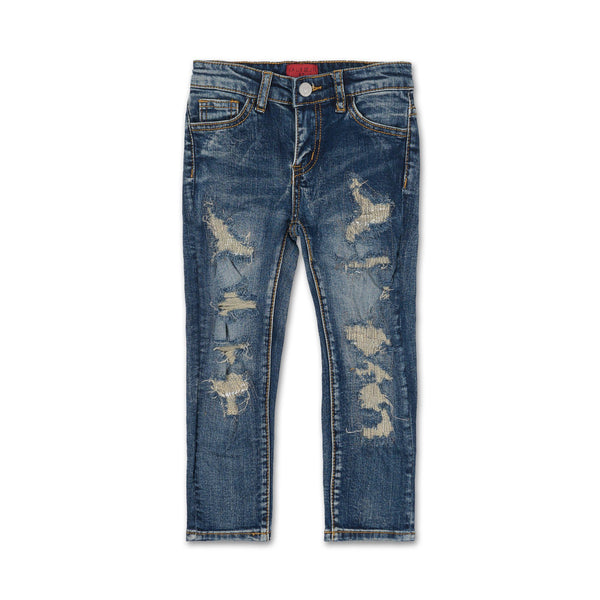 Landon Slim Denim (Blue Indigo) - Haus of JR