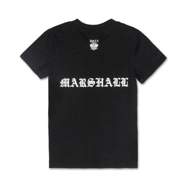 Marshall Tee (Black) - Haus of JR