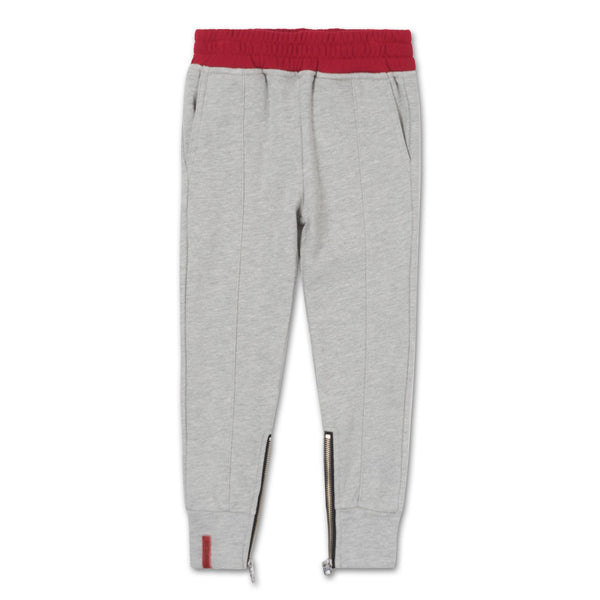 Miles Pleated Sweatpant
