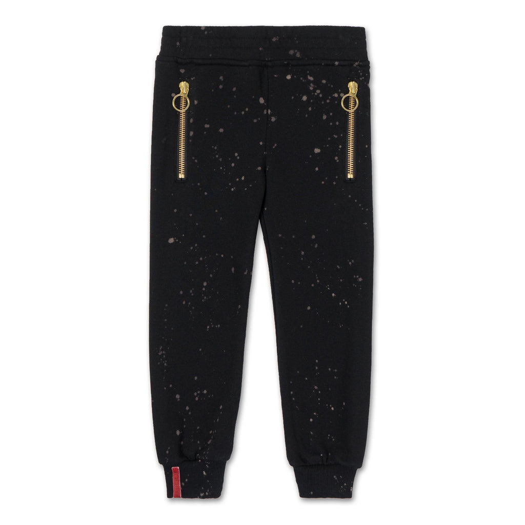 Parker Gold Zip Sweatpant - Haus of JR