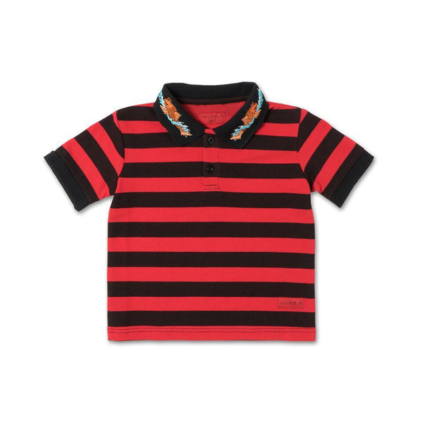 Picasso Polo (Black) - Haus of JR