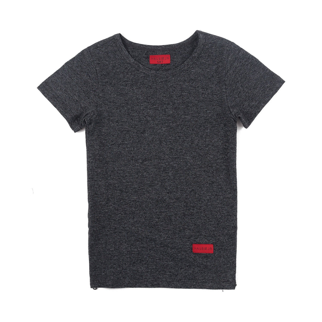 Preston 4 Short Sleeve Tee (Pepper) - Haus of JR