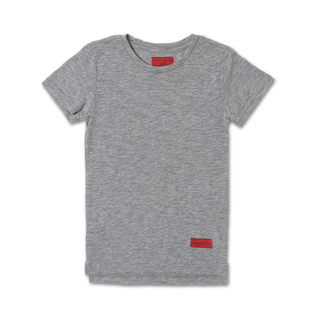 Prescott Tee (Grey) - Haus of JR