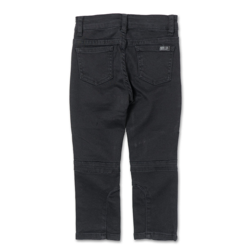Ragazzi Biker Denim (Black) - Haus of JR