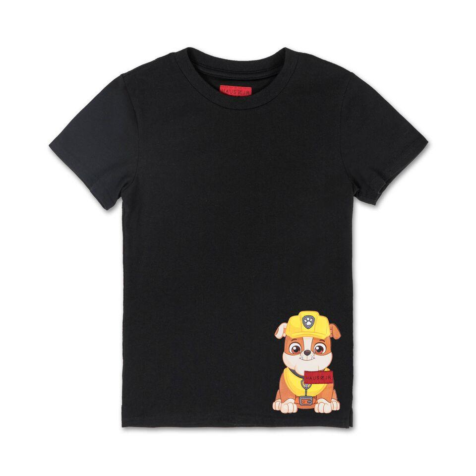 Rubble Tee (Black) - Haus of JR
