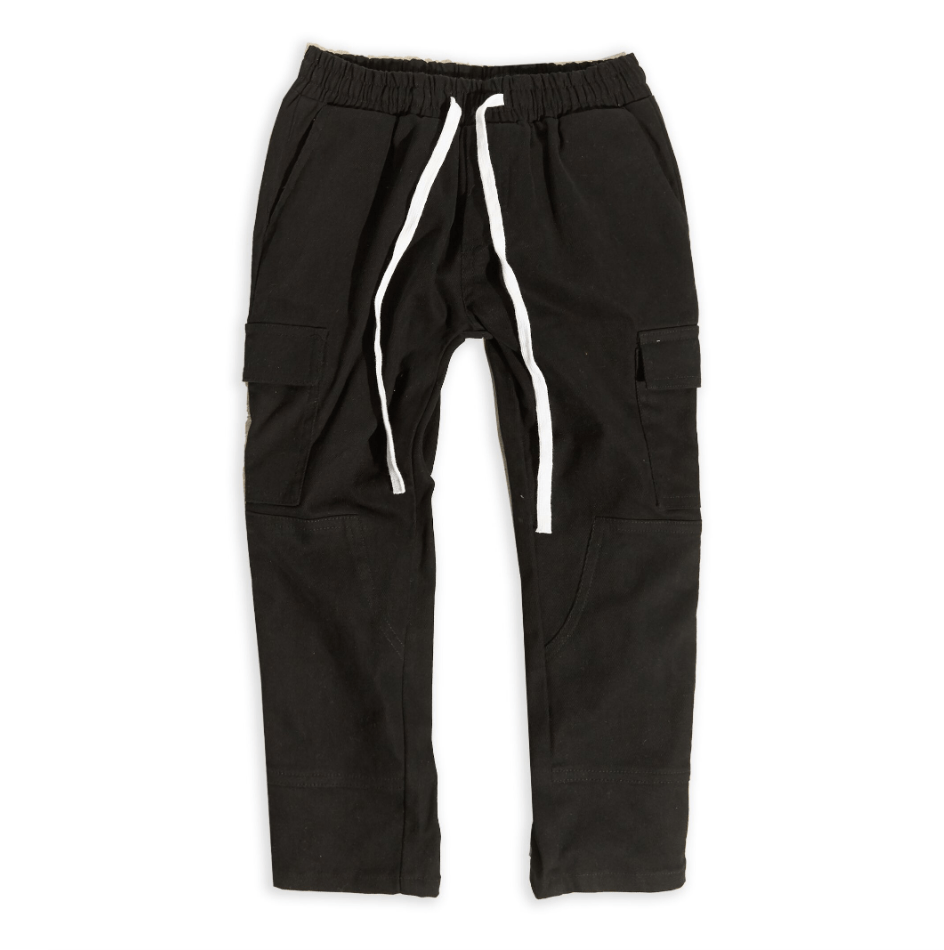 Curry Cargos (Black) - Haus of JR