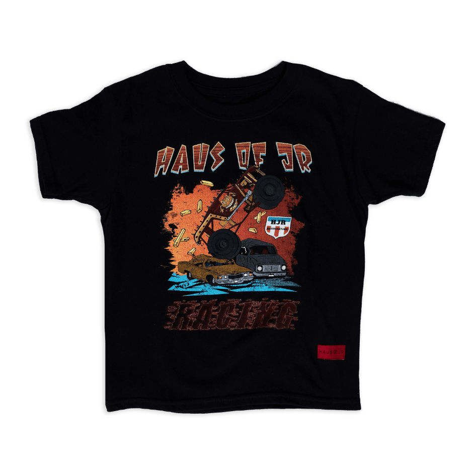 Car Smash Tee - Haus of JR